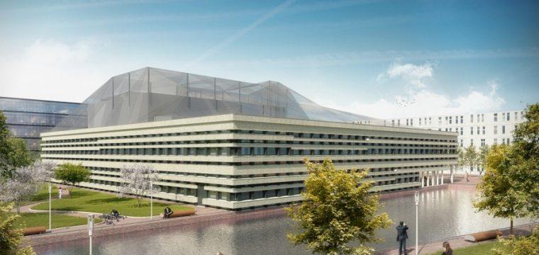 Centro de protones, Centro Médico Universitario Groningen